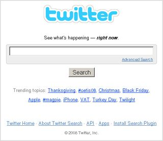 Twitter-search